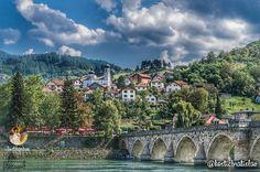 Bridge on the Drina, Visegrad, Republic of Srpska, BiH | Мост у Вишеграду, Република Српска | Photo: kosticbratislav