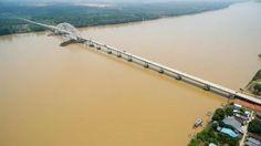 Jembatan Tayan, West Kalimantan - Indoneaia