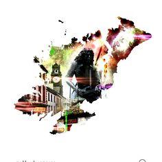 RedboyDigitalPrints shared a new photo on Etsy Rory Gallagher, Donegal, Entrepreneurship, Filmmaking, Ireland, Irish, My Arts, Artwork, Beautiful