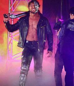 Kenny Omega's Terminator gear 20X better then Triple H's