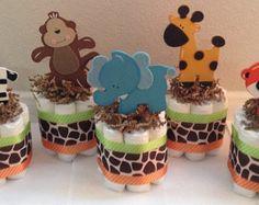 Safari baby shower ideas