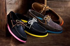 Classic Boat Shoes by Sperry Top-Sider for Barneys $100