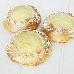 solskensbullar4 Grandma Cookies, Candy Cookies, Swedish Recipes, Everyday Food, Food Pictures, Baking Recipes, Sweet Treats, Food And Drink, Favorite Recipes