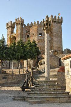 Castelo de Penedono, Beira Alta, Portugal