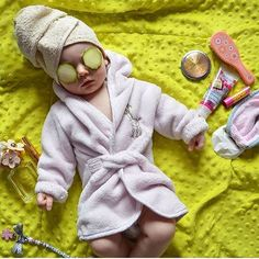 Maseczki zrobione? Dobranoc/Always find time for yourself❤️⭐️ #lullalove #supeRRO_baby #fanka @selena_and_lena #funnybaby #cuttiestkid #spectacularkidz #spa #relax #lovelife #lullalove_style #smallthings #relaks #style #fashion #makeup