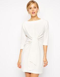 Shift Dress w/ Tie Waist | ASOS | $59.69