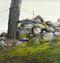 Moss ∙ Landscapes ∙ R. MICHELSON GALLERIES