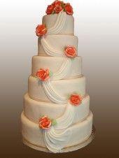 très élégant ce gâteau