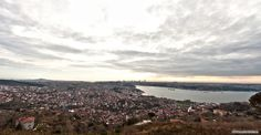 View from one of the hills in Beykoz, Istanbul