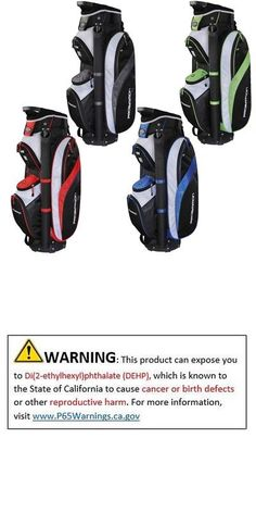 Golf Clubs and Equipment 181153  Prosimmon Golf Tour 14 Divider Cart  Trolley Golf Bag - bbff83da60f78