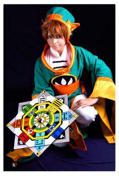Shaoran Li cosplay_CCS by AFSEMsoul.deviantart.com on @deviantART