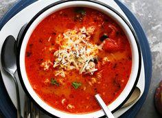 C'est une recette de soupe-repas qui est à la fois très goûteuse et très nourrissante! En plus, je sais pas pour vous, mais j'adore les tacos. 😉