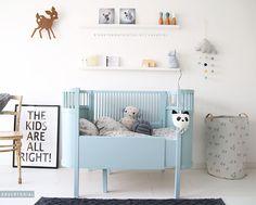 Nursery Liewood | Cozykidz Kids Room Design, Nursery Design, Toddler Rooms, Toddler Bed, Cool Kids Bedrooms, Baby Bassinet, Shared Rooms, Kid Spaces, Boy Room