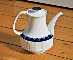 Vintage Coffee Tea Pot Thomas Rosenthal Group Mid Century