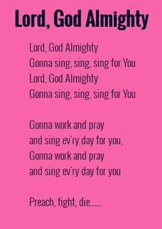 Sing For You, Worship Songs, Pray, Singing, Lord