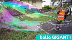 come fare bolle di sapone GIGANTI! #bubble #goprooftheday