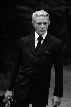 Badass photo, love the suit.  Image detail for -Piccsy :: Christopher Walken