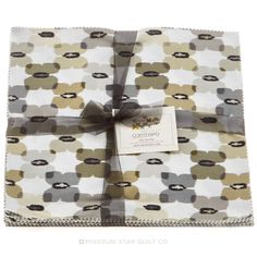 Shadows Layer Cake from Missouri Star Quilt Co - love these neutrals