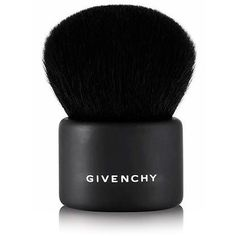 Givenchy Kabuki Brush ($50) ❤ liked on Polyvore featuring beauty products, makeup, makeup tools, makeup brushes, beauty, filler and givenchy