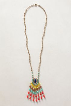 Candy Helix Necklace - anthropologie.com