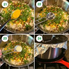 Aromatic and flavorful restaurant style Vegetable Biryani! This fragrant biryani is packed with veggies, spices, herbs and nuts and is an explosion of flavors in every bite! Vegetarian Biryani, Veg Biryani, Vegetarian Recipes, Cooking Recipes, Healthy Recipes, Free Recipes, Laksa Soup Recipes, Biryani Recipe, Veggie Fries
