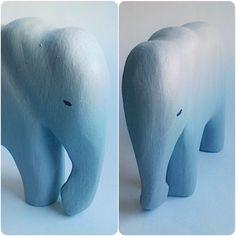 b for Bjørn: Elephant