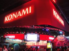 Is Konami Taking the Easy Way Out by Switching to Mobile Games and Gambling Machines?