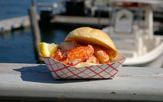 Tie on your bibs: T+L tracks down the juiciest claws, the tenderest tails, and the most overstuffed lobster rolls Maine has to offer.