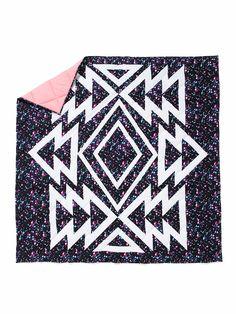 galaxy reversible comforter pink secret
