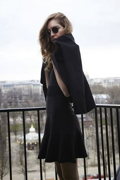 FROM MY TERRACE IN PARIS | FashionLovers.biz