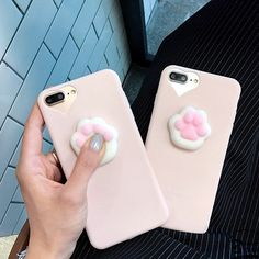Cartoon toy silicon paw pink color 6plus Squishy Phone Case, View Squishy Phone Case, ODM Product Details from Guangzhou Jden International Trade Co., Ltd. on Alibaba.com