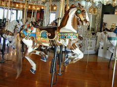 Spokane's Historic Looff Carousel Scout