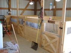 miniature horse barn - Google Search