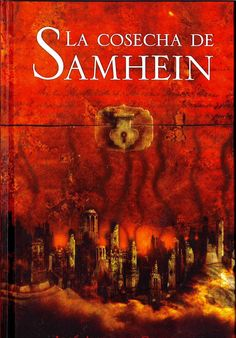La cosecha de Samhein - El ciclo de la luna roja I