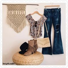 "Credit to (@wetseal) (Im sorry guys I didn't write the details and the price because I couldn't open the website idk what happen with my phone I promise next time im going to write details & the price) ((Link to shop this look ""like2b.uy/wetseal"" #ootd #wetseal #fashionlover #fashion #boho #bohooutfit"