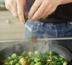 Spruce up your sprouts this Christmas - Gordon Ramsay's recipe creates a really rich flavour