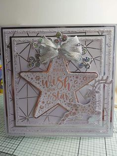 Christmas Inspiration, Christmas Ideas, Christmas Cards, Xmas, Chloes Creative Cards, Stamps By Chloe, Star Cards, Card Crafts, Card Designs
