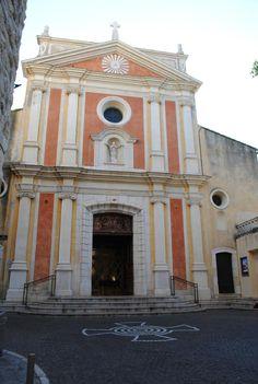 Cathedrale Notre Dame de la Platea d'Antibes - Antibes, France