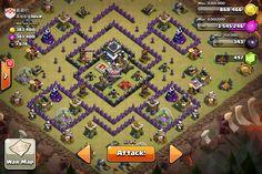 Interesting war base