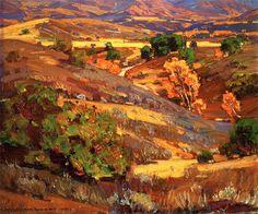 California Gold 1924 William Wendt