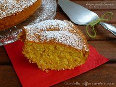 Laciambella soffice carote e cocco è una buonissima torta, perfetta per la colazione, con ingredienti buonissimi e genuini. Non so se sapete che io faccio