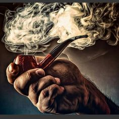 Outstanding Pipe image. Would make a sweet tattoo!
