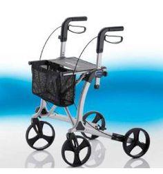 Meyra Mobilus Rollator in 2 Farben erhältlich Leichtgewicht - Gehwagen - sofort lieferbar