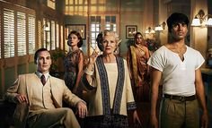 Indian Summers is back on channel 4 with series 2! LOVE this show!