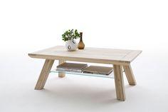Couchtisch 105 X 65 Cm Eiche Bianco Massiv Woody 41-02421 Holz Neutral Jetzt bestellen unter: https://moebel.ladendirekt.de/wohnzimmer/tische/couchtische/?uid=c5f2d64a-7958-5ad9-9de9-b44571a522f8&utm_source=pinterest&utm_medium=pin&utm_campaign=boards #wohnzimmer #couchtische #tische