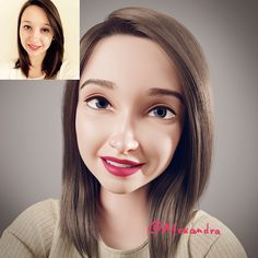 25 An Artist Transforms People Into Pixar Characters, and You Can Turn Into One Too Photo To Cartoon, Cartoon Pics, Cartoon Art, 3d Portrait, Digital Portrait, Character Modeling, Character Art, Character Inspiration, Disney Drawings