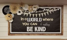 Impress your friends and show off your creativity with your DIY ideas. School Counselor Office, Middle School Classroom, Preschool Classroom, Future Classroom, Classroom Themes, Classroom Wall Decor, School Office, Burlap Bulletin Boards, Office Bulletin Boards