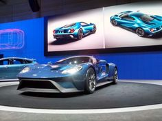 2017 Ford GT The GT dropped jaws when Ford unveiled it to the world in Detroit last month, and now we've learned that there's a Canadian connection. The 2017 GT will be built in Markham, Ont. beginning later next year, but you can check it out now at the Toronto show's Ford booth.