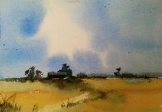 john lovett artist | John Lovett Landscape - Splashing Paint DVD