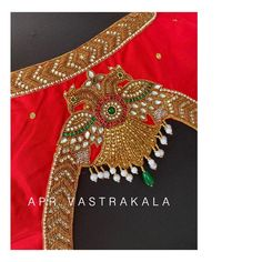 Taking traditional outfits to a all new level 😍😍 . Black Blouse Designs, Best Blouse Designs, Bridal Blouse Designs, Kerala Saree Blouse Designs, Peacock Embroidery Designs, Maggam Work Designs, Stylish Blouse Design, Designer Blouse Patterns, Work Blouse